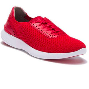 New Cole Haan 2.0 Ella Grand Knit Oxford Sneakers